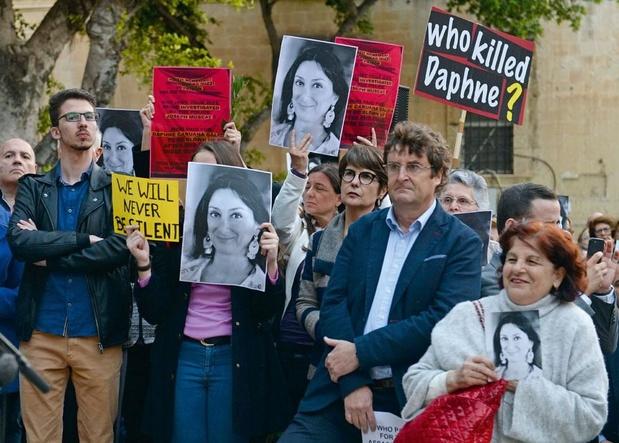 Meurtre d'une journaliste maltaise: pas d'immunité pour le principal suspect