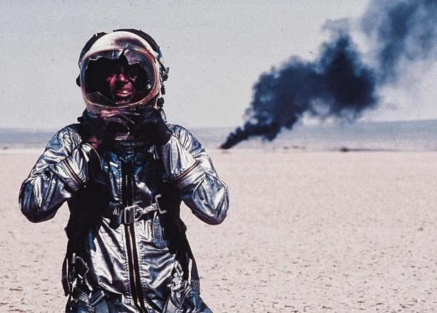 Tv-tip: 'The Right Stuff' is een opwindende ode aan de space race