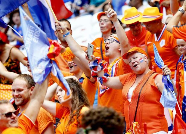 De Oranje Leeuwinnen overtreffen Ajax