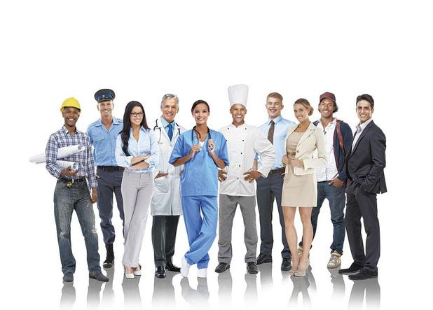 Pas moins de 85% des salariés travaillent dans la Région où ils habitent