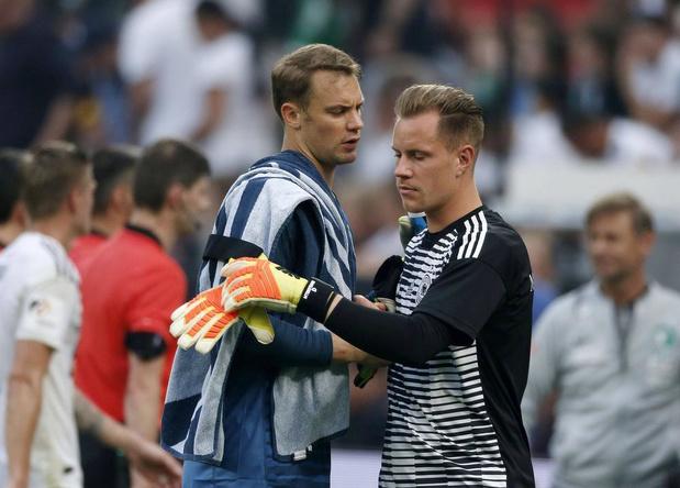 Ter Stegen krijgt kans bij Mannschaft in oefenduel tegen Argentinië