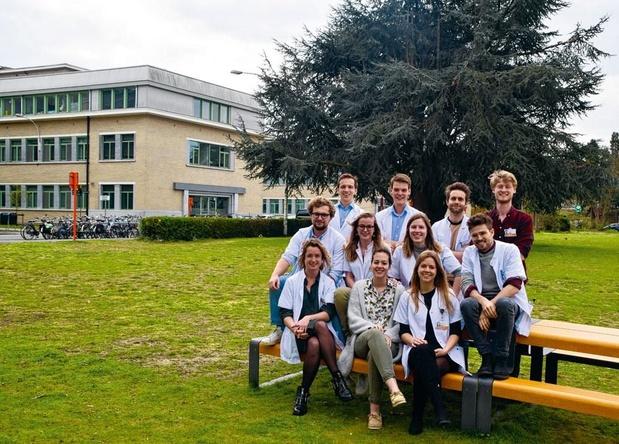 Jonge Vlaamse artsen en geneeskundestudenten stellen federale eisen