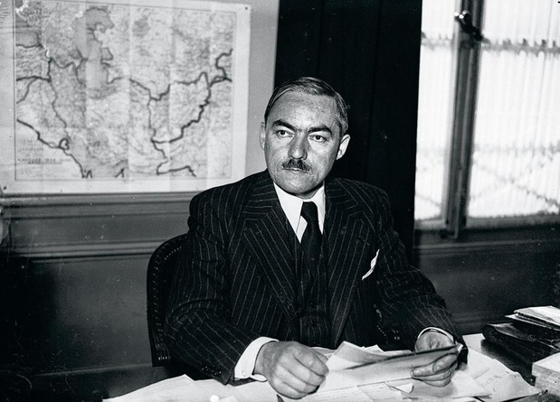 4 mai 1939 : L'homme qui ne voulait pas mourir pour Dantzig