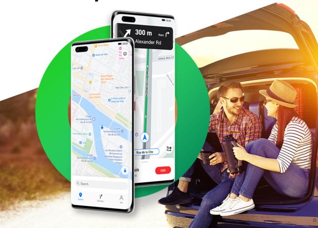 Huawei sort des alternatives à Google Maps et Docs