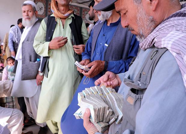 L'Afghanistan est menacé de s'enfoncer rapidement dans la pauvreté