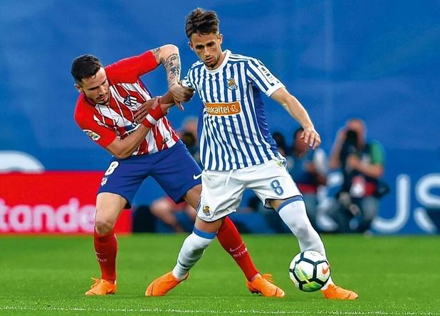 La Real Sociedad et Adnan Januzaj grimpent à la 2e place en Liga