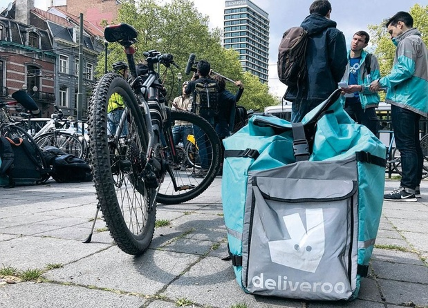 Pourquoi Amazon entre au capital de Deliveroo