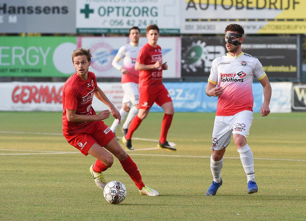 Mandel United legt ook nog Indy Vancraeyveldt (FC Gullegem) vast