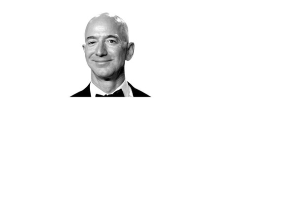 Jeff Bezos - Topman van Amazon