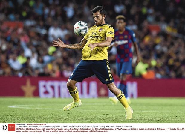 Arsenal staat voor eerste grote test