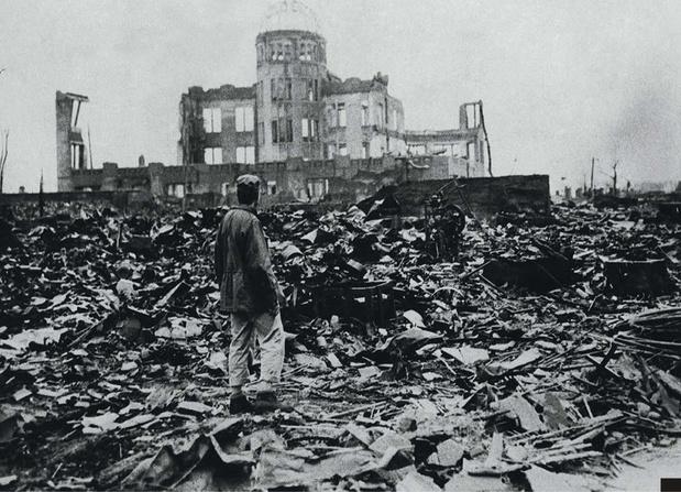75 jaar Hiroshima: 'We kunnen de dreiging van kernwapens niet blijven negeren'