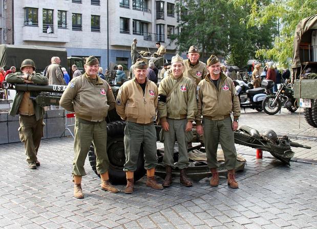 Kortrijk herdenkt 75ste verjaardag van de bevrijding op 6 september 1944