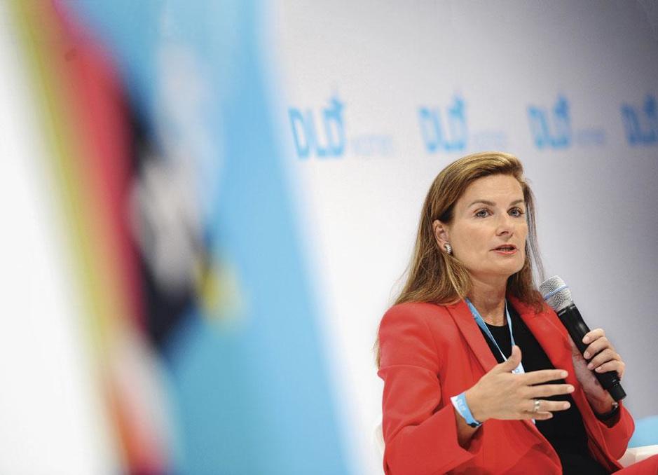 Ann-Kristin Achleitner: 'Misschien moeten Duitsers wat minder perfectionistisch zijn'
