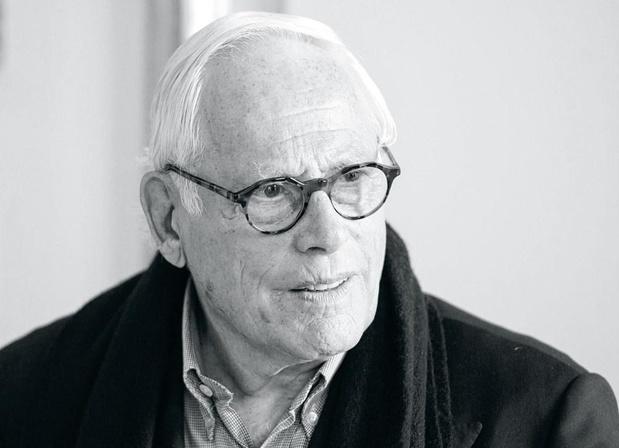 Design-icoon Dieter Rams: 'De grootste uitdaging voor ontwerpers? Minder dingen gebruiken'