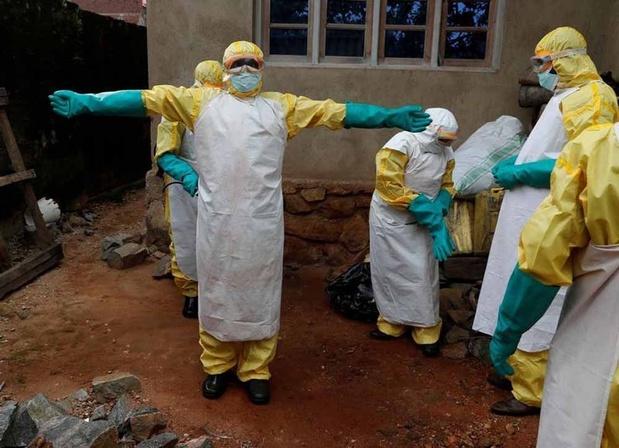Les graves séquelles des survivants d'Ebola