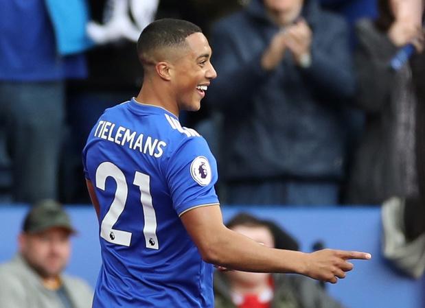 Youri Tielemans rejoint officiellement Leicester City