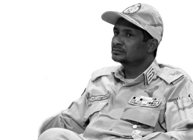 Mohamed Hamdan Dagalo Generaal
