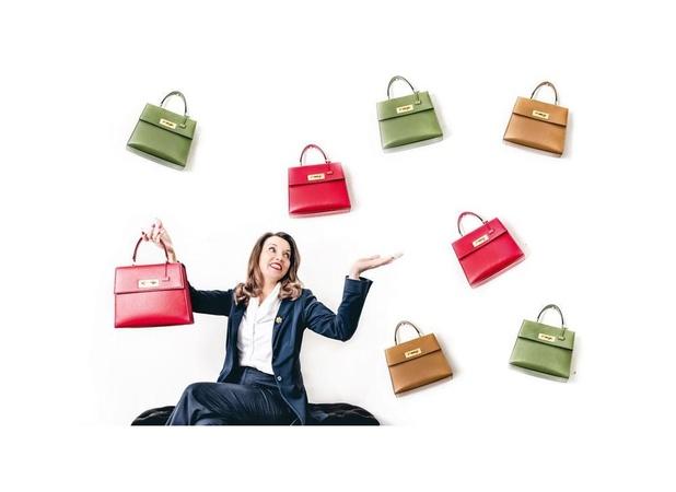 Handtassen nieuwe stijl