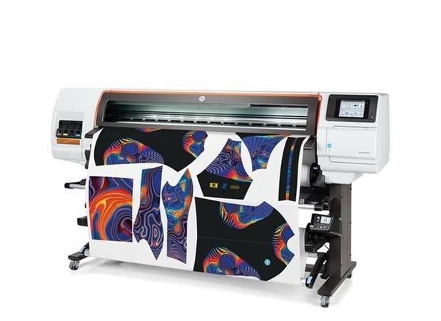 HP maakt tijdens Fespa entree op textielmarkt