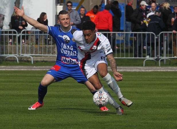 Genadeslag voor Royal Knokke FC na verlies tegen RFC de Liège