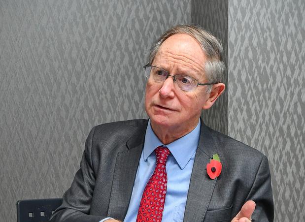 John Greenwood (hoofdeconoom van Invesco): 'Ik blijf erg pessimistisch over Europa'