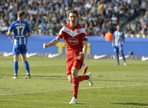 Benito Raman is koning van de sprint in Bundesliga