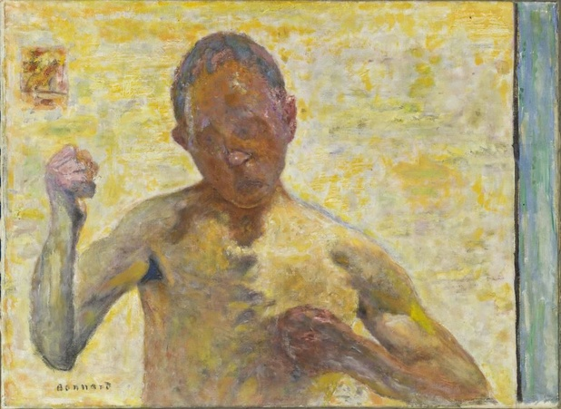 Bonnard treedt in de arena