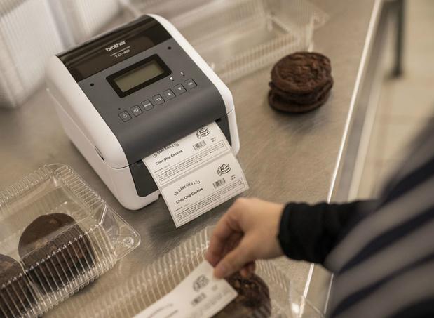 Labelprinters voor professioneel gebruik