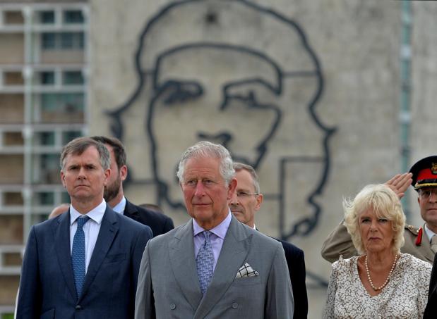 Le prince Charles en visite inédite à Cuba