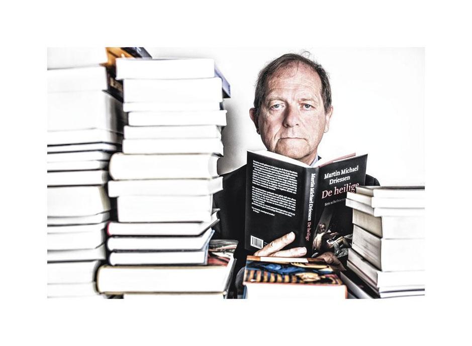 Rik Torfs debuteert als romancier: 'Politici lezen niet veel meer, en dat is echt een probleem'