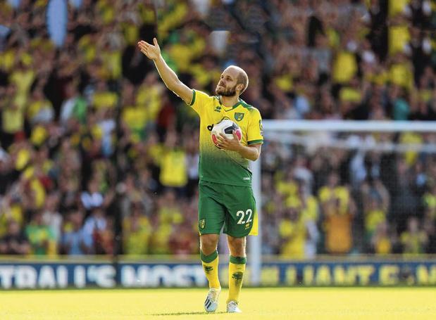 """""""No Pukki, no Party"""": qui est le buteur en série de Norwich?"""