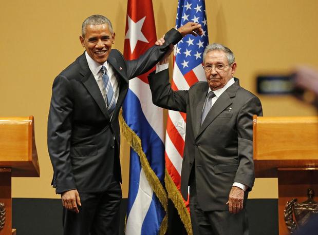 """Les cerveaux des diplomates américains à Cuba """"ont subi quelque chose"""""""