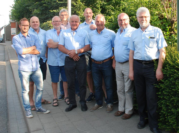 Sport- en feestcomité De Zwaluw viert het jubileum 50 jaar Dentergem koers