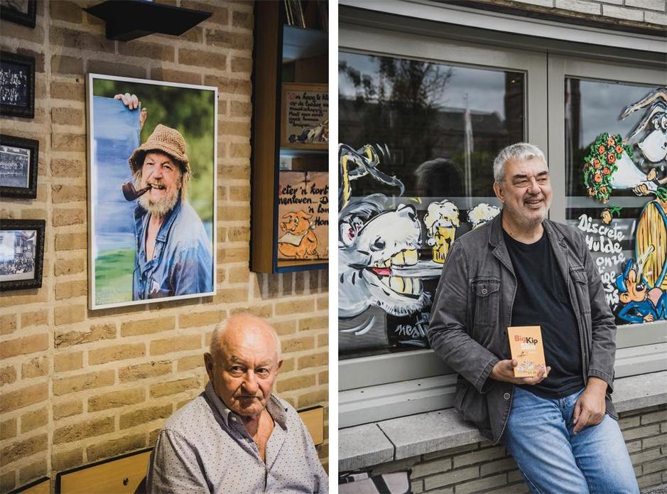 """Nesten verrast jaar na dood met kinderboek: """"Eerste exemplaar kon hij nog inkijken"""""""
