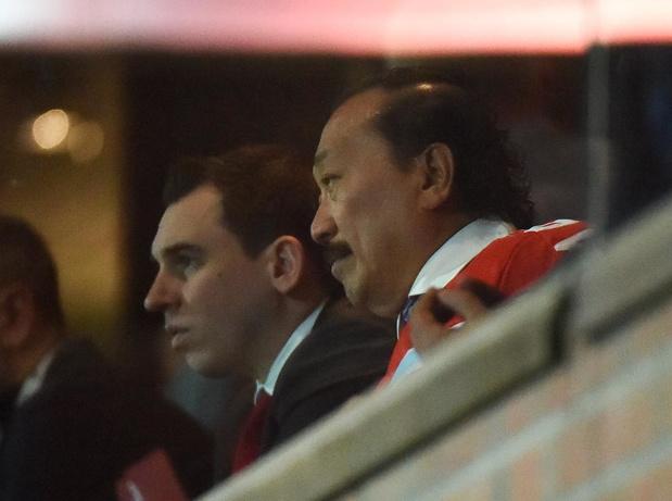 Amerikaans bedrijf legt beslag op voetbalclub KV Kortrijk
