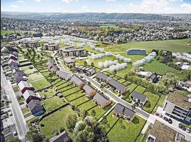 Namur, une capitale très rurale