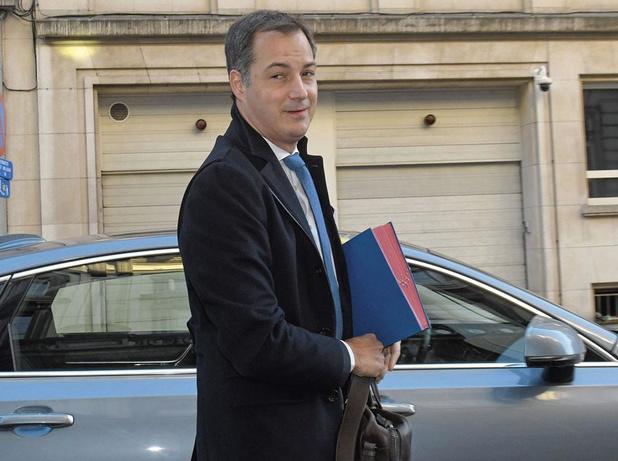 Cabinet ministériel: 1 francophone pour 52 néerlandophones