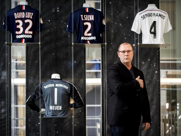 Jean-Marc Bosman: 'Ik heb het voetbal niet kapot gemaakt, ik heb het rijk gemaakt'