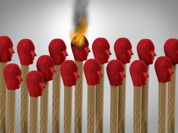 'Burn-out bestrijd je door naar de stoïcijnen te luisteren'