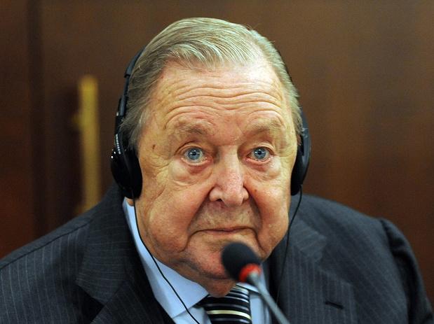 Lennart Johansson, ancien président de l'UEFA, est décédé à 89 ans