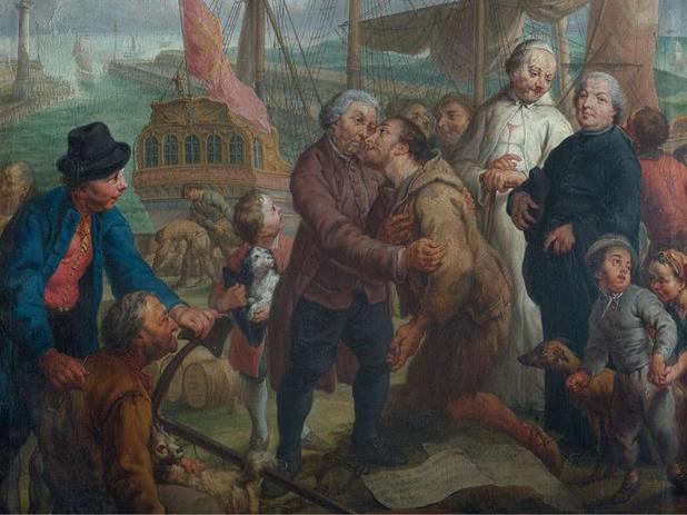 Trinitariërs verlossen christenslaven