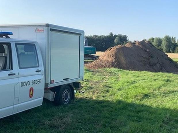 DOVO ontmantelt opnieuw bom op nieuw bedrijventerrein in Maldegem