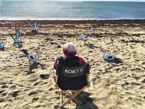 Agnès Varda geeft nog één keer een lesje film maken in 'Varda par Agnès'