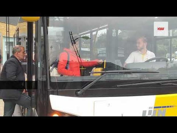 Gratis reizen met de bus in Brugge door betaalstaking bij De Lijn