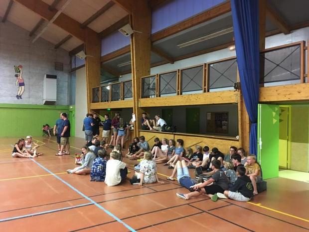 Kajakclub uit Roeselare geëvacueerd in Frankrijk na zware storm