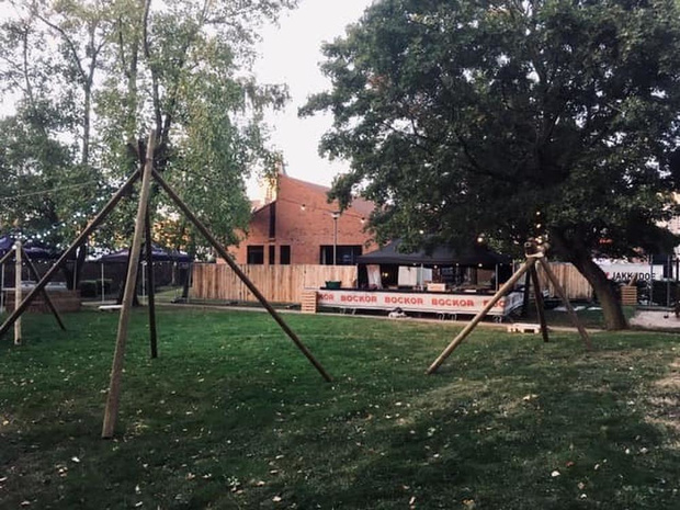 Technofestival Dondervogel aan de gang in park De Mote