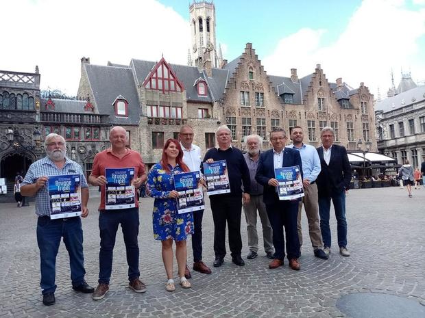 """Brugge Tripel Dagen kiest voor Vlaams en populair: """"Voor verbinding en tegen verzuring"""""""
