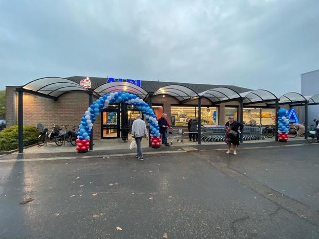 Vernieuwde Aldi in Sint-Kruis Brugge opent de deuren