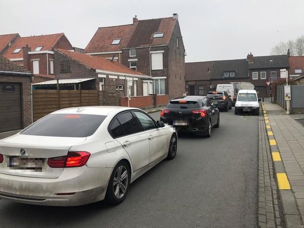Sp.a vraagt om oplossingen voor verkeersdrukte in Wevelgem