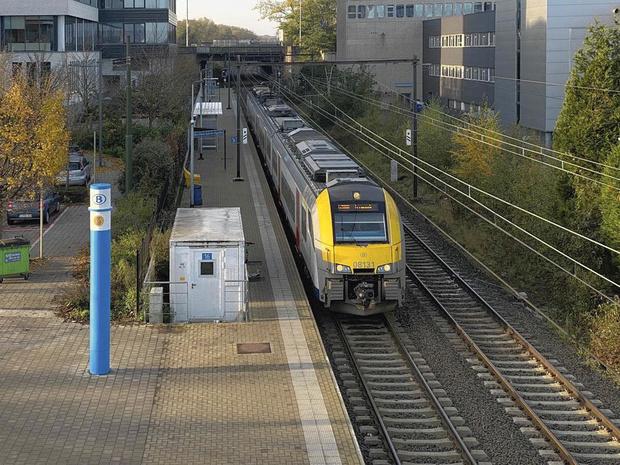 Le RER, le train fantôme qui roule